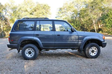 icon land cruiser fj80 find used 1992 toyota land cruiser fj80 in united states