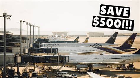 the easiest way to instantly save 500 on your next flight kara and nate