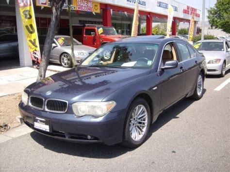 2000 bmw 745i bmw 745 cars for sale