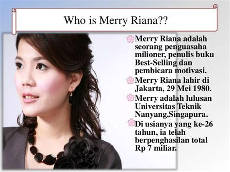 biography of merry riana who is merry 100 images here it is merry now you re a
