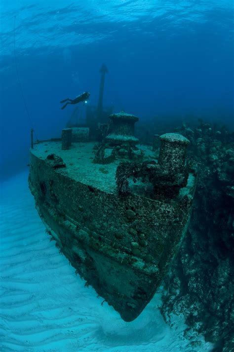 bermuda triangle underwater hermes wreck dive in bermuda mergulho diving