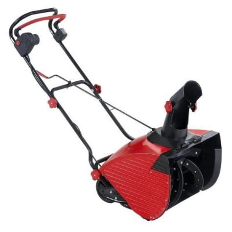 powersmart 18 in electric snow blower db5011 the home depot
