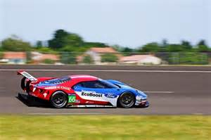 all new ford gt race car to make european debut at