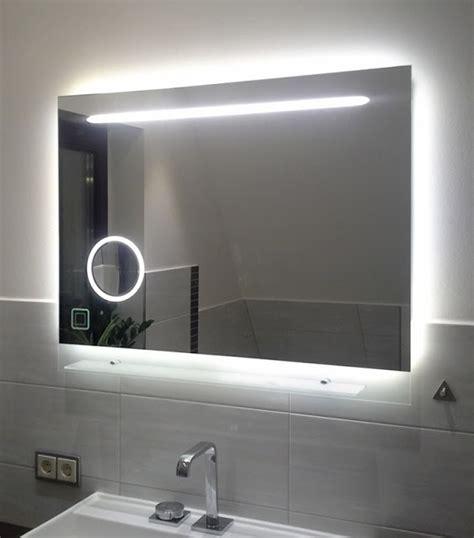 spiegelschrank indirekte beleuchtung schminkspiegel mit beleuchtung led hause dekoration ideen