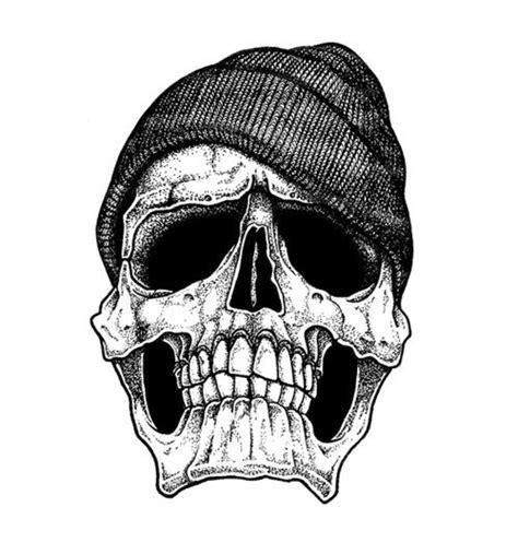 Pomade Skul pix for gt cool skull drawings
