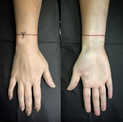 bracelet tattoos for men 40 beautiful bracelet tattoos for tattooblend