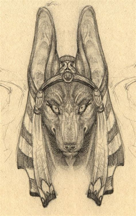 egyptian dog tattoo 40 best ancient images on anubis