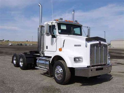 kw t800 for sale kenworth t800 2003 daycab semi trucks