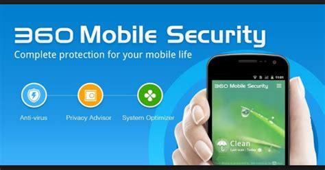 Hp Bb Versi Android aplikasi anti virus untuk hp android aplikasi 360 security versi lite