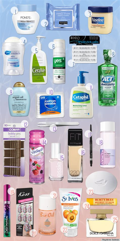 Makeup Skin Care Hair Care Best Products Of The Month by The 25 Best Products To Buy At Cvs Huffpost