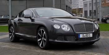 How Much Is Bentley Continental Gt File Bentley Continental Gt Ii Frontansicht 2 5