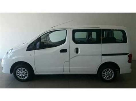 nissan nv200 for sale 2014 nissan nv200 combi 1 5 dci 7 seater auto for sale on