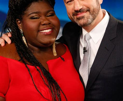 jimmy kimmel hair loss we love gabourey sidibe s style urbanbella curltalk