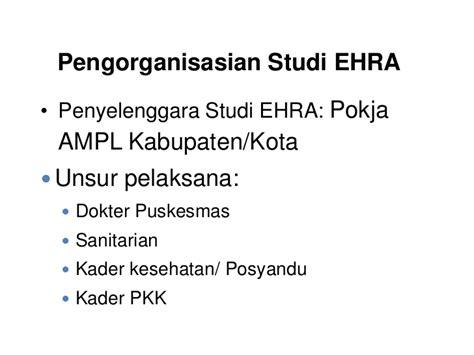 Pengorganisasian Dan Langkah Studi Ehra | pengorganisasian dan langkah studi ehra