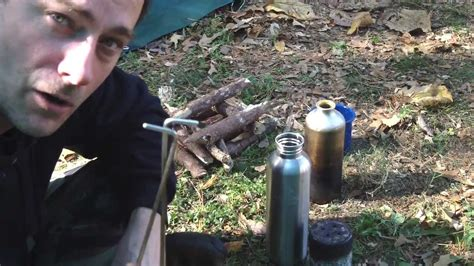 Handmade Outdoor Gear - cing and bushcraft gear part one