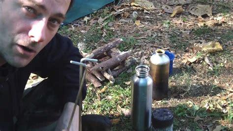 Handmade Outdoor Gear - cing and bushcraft gear part one