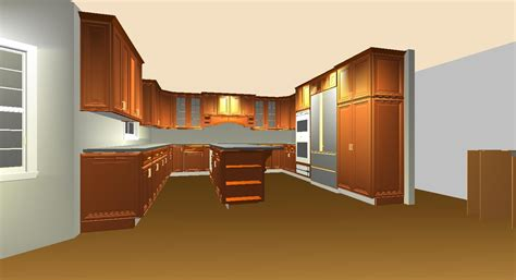 3d kitchen cabinet design software storage design