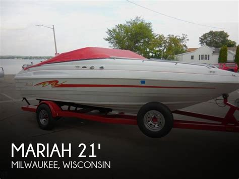mariah boats for sale by owner mariah 211 se talari for sale in milwaukee wi for 14 900