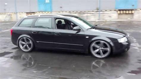 Audi A4b6 by Slammed Audi A4 B6 Avant 19 Quot Rotor