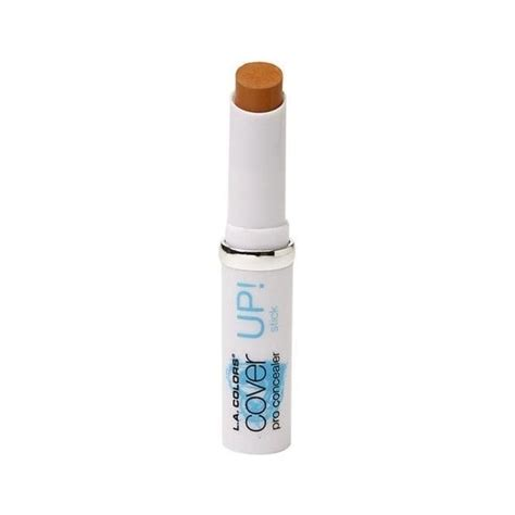 la colors pro concealer la color cover up pro concealer stick golden
