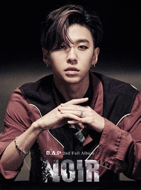 bang yong guk tattoo b a p reveals comeback album cover teasers and more