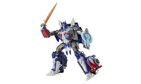 New Listing Transformers The Last V Class Hasbro Figure Optim transformers the last premier voyager class optimus prime c0891 groupon