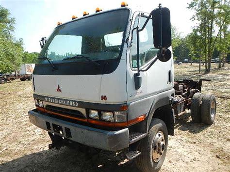 mitsubishi fuso 4x4 2000 mitsubishi fuso fg 4x4 busbee s trucks and parts