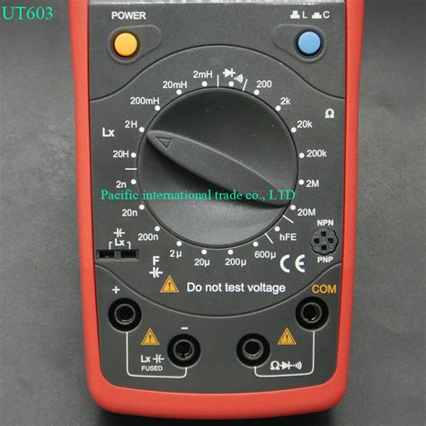 how to test mobile capacitor test a capacitor with an ohmmeter on a multimeter 28 images volt ohm meter digital capacitor