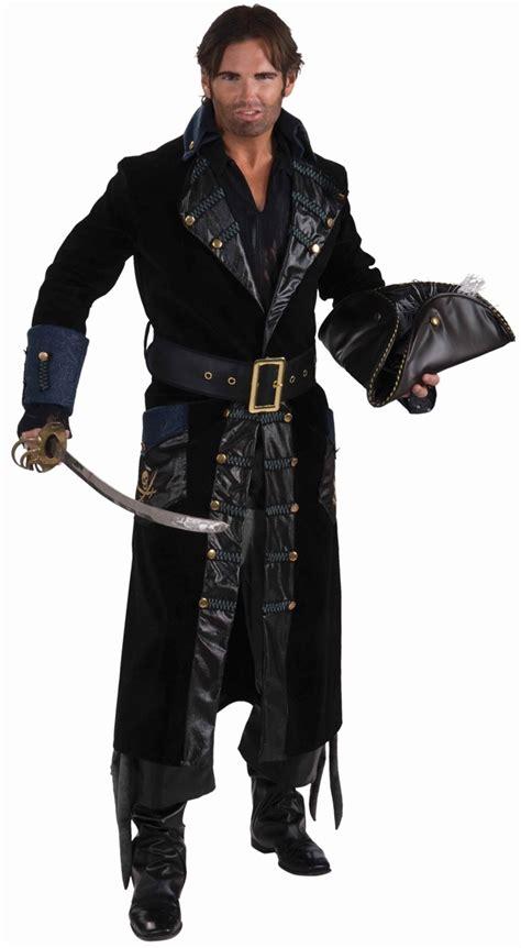 blackbeard costume for men deluxe blackbeard costume for adults mens deluxe pirate