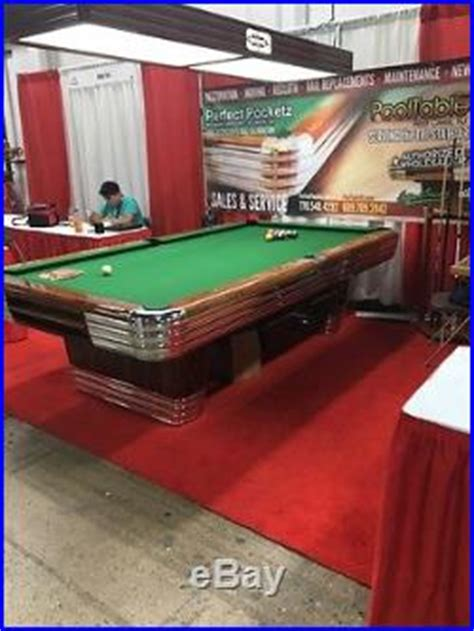 4 5 x 9 pool table billiards tables 187 archive 187 1 of a gregory