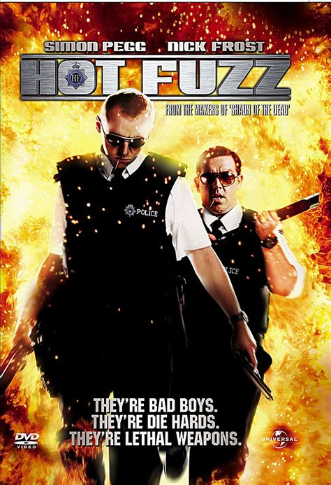 yeah boy hot fuzz will there ever be a parody as good as spaceballs again