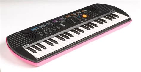Keyboard Casio Sa 78 casio sa 78 mini keyboard pink
