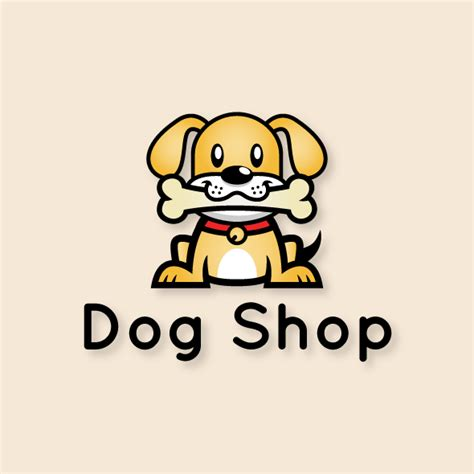 shoo for puppies shop logo bevouliin
