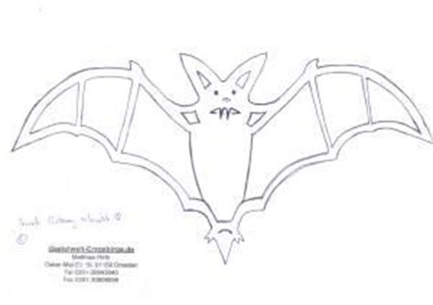 Kostenlose Vorlage Fledermaus kostenlose laubs 228 gevorlage teelichthalter fledermaus auf