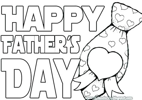 Coloring Page Fathers Day by Happy Fathers Day Coloring Page Happy Fathers Day