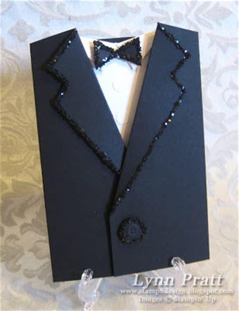 tuxedo card templates and st n design tuxedo pocket card