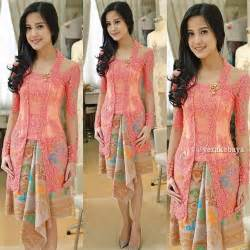 Kebaya modern and nice on pinterest