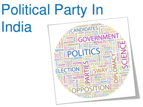 Mba In Political Science In India by Political In India
