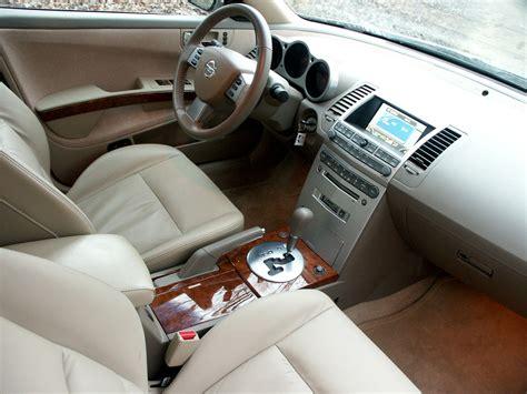 2006 nissan maxima interior photos