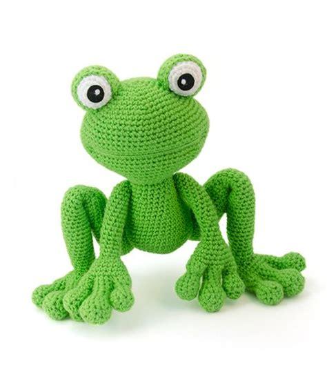 amigurumi pattern frog kirk the frog amigurumi pattern by lisa jestes crochet