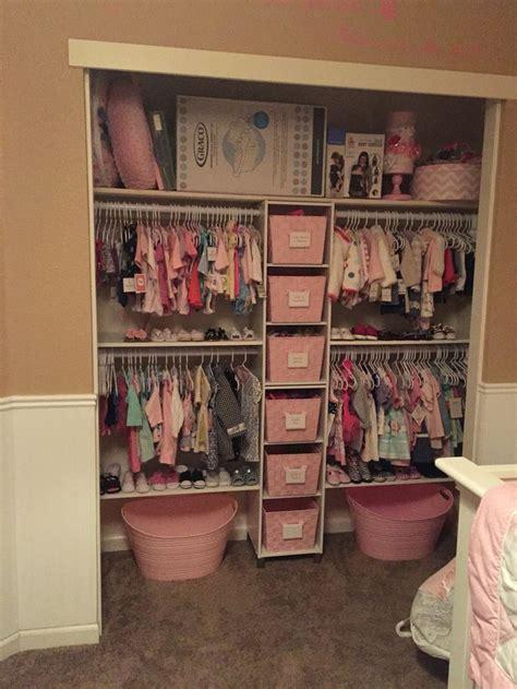 baby room in closet 25 best nursery closet organization ideas on baby closet organization baby room