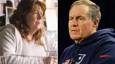 so who is current bill belichick girlfriend the leftovers star ann dowd modeled character after bill