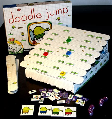 Doodle Spiele Doodle Jump Das Brettspiel Spiele Akademie De