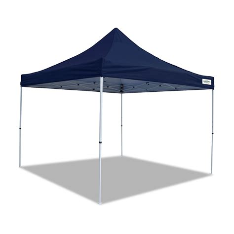 At At Canopy Caravan Canopy M Series Pro 12 X12 Navy Blue Instant