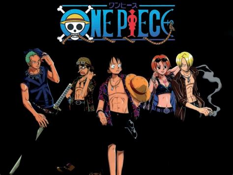 film one piece cronologia personajes de one piece y cronologia