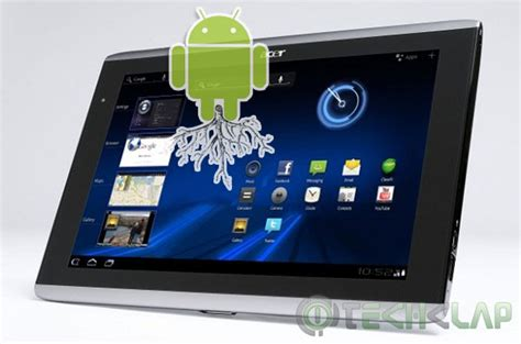 themes for rooted android tablet free softwars games themes how to root acer iconia tab