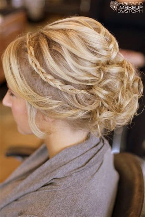 curly hairstyles pulled up 17 best images about wedding hair and makeup ideas on