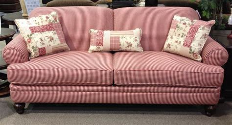 Country Plaid Sofa And Loveseat Features Specifications Country Sectional Sofas