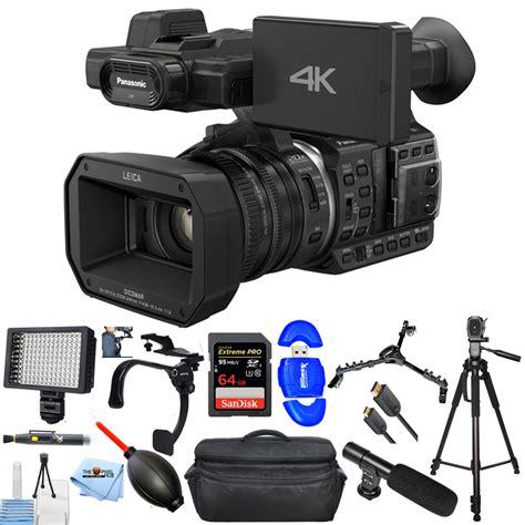 Panasonic Hc X1000 4k Dci panasonic hc x1000 4k dci ultra hd hd camcorder mega