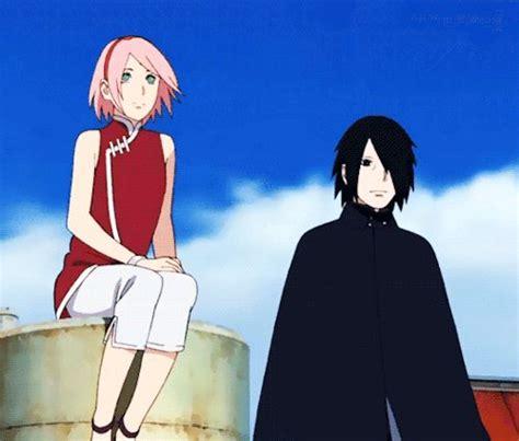 boruto film bagus 21 sasuke sakura